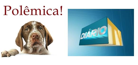 DIÁRIO TV / POLÊMICA: Em condomínio, animais de estimação só podem circular no colo.
