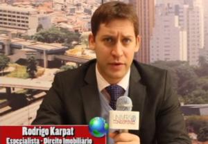 Dr. Rodrigo Karpar - Taxa Condominial