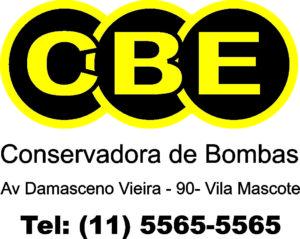 Logo CBEBombas