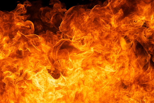Como combater princípios de incêndio?