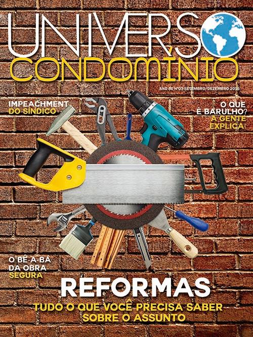 Revista Universo Condomínio