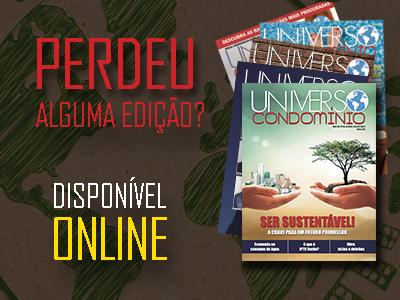 Acesse as versões online das revistas
