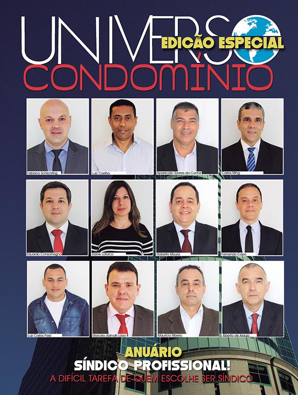 Revista Universo Condomínio Nº4 – Anuário de Síndicos Profissionais