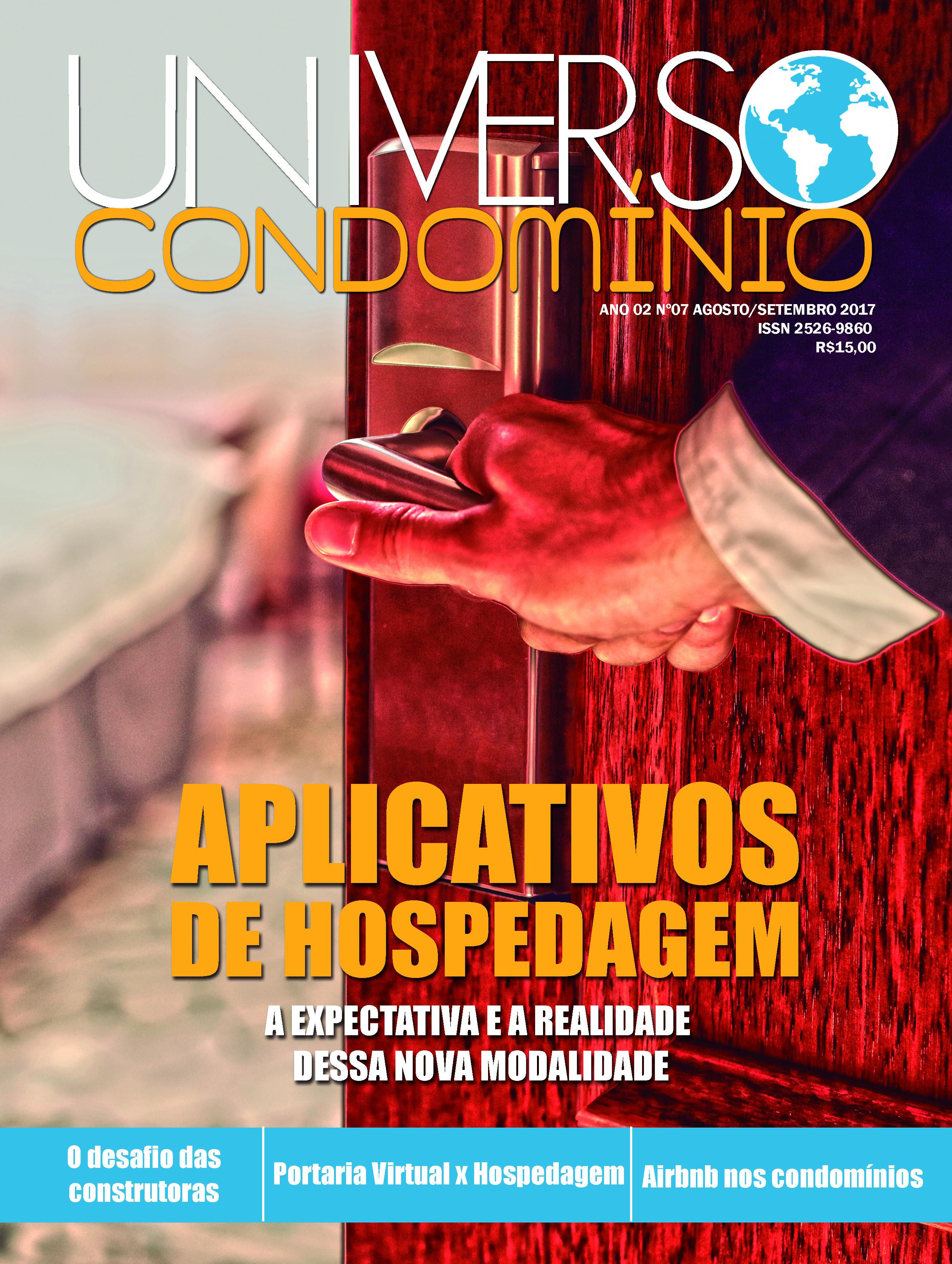 Revista Universo Condomínio Nº6 – Sustentabilidade em condomínios